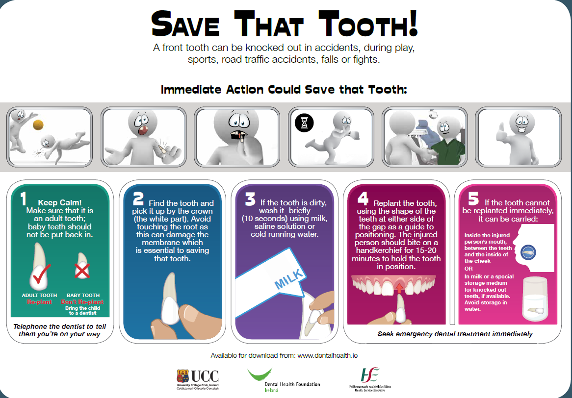 Save that tooth